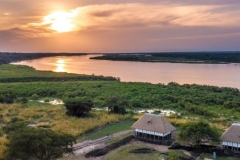 Africa-Uganda-Murchison-Bakers-Lodge-sunset-2