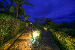 Pathway-leading-to-the-Suites-at-nights